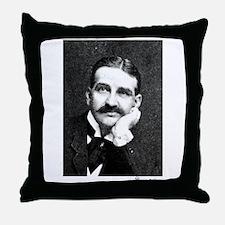 Lyman Frank Baum Throw Pillow