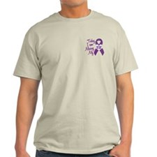 Missing My Mother-In-Law 1 PURPLE T-Shirt