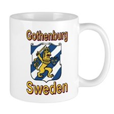 Unique Goteborg Mug