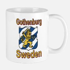 Cute Goteborg Mug