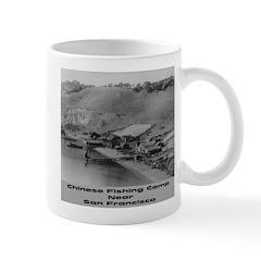 Chinese Fishing Mug