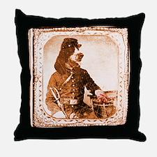 Springer Spaniel TWITCH Throw Pillow