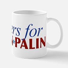 Teachers for McCain Palin Mug