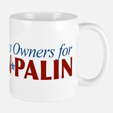 Small Business Owners for McCain Palin Mug