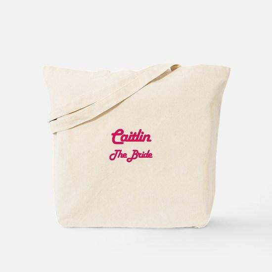 Caitlin - The Bride Tote Bag