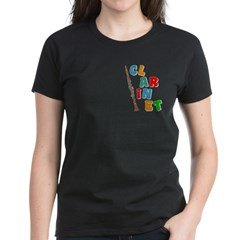 Colorful Clarinet Tee