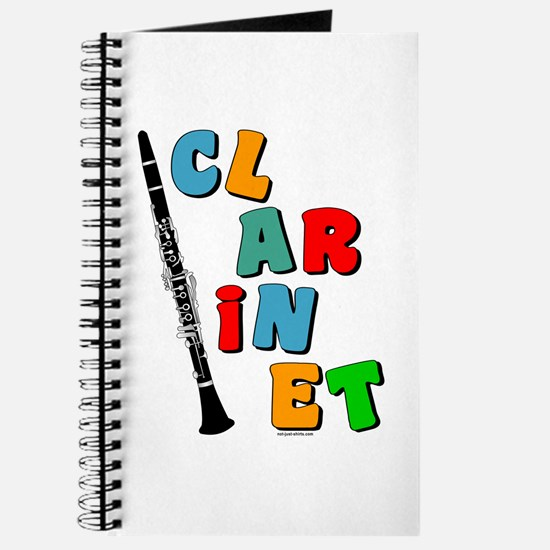 Colorful Clarinet Journal