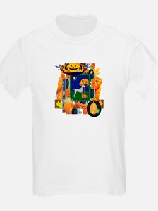 Scrapbook Weimaraner Halloween T-Shirt
