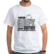 Brain Cancer: Grey For Brother Shirt