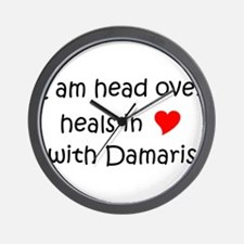 Cute Damaris Wall Clock