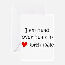 Cute Dale Greeting Card