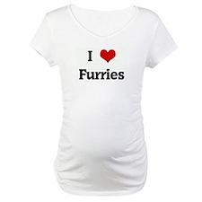 I Love Furries Shirt