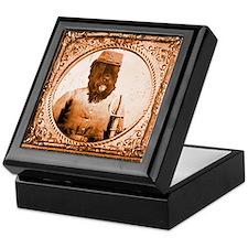 Black Russian BUBBA Keepsake Box