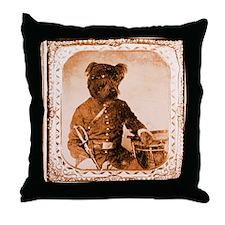 Skye Terrier TWITCH Throw Pillow