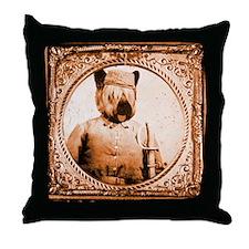 Skye Terrier BUBBA Throw Pillow