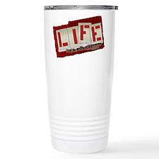 Musical Life Travel Mug