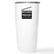 Life is a Movie Travel Mug