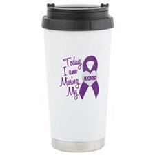 Missing My Husband 1 PURPLE Travel Mug