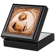 Otterhound BUBBA Keepsake Box