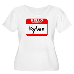 Hello my name is Kyler T-Shirt