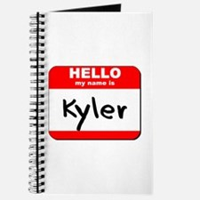 Hello my name is Kyler Journal