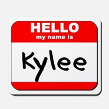 Hello my name is Kylee Mousepad