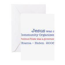 Cute Pontius pilate Greeting Cards (Pk of 20)