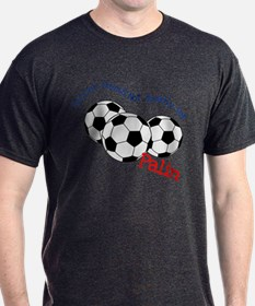 Soccer Moms Not Really For Palin T-Shirt