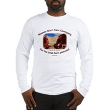 Hoover Dam Tour Company Long Sleeve T-Shirt