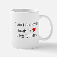 Funny I love deneen Mug