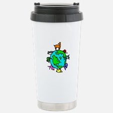 Animal Planet Rescue Stainless Steel Travel Mug