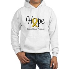Childhood Cancer Hope Hoodie