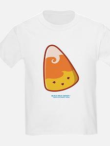 Mrs Kawaii Candy Corn T-Shirt
