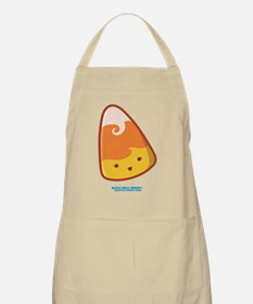 Mrs Kawaii Candy Corn BBQ Apron