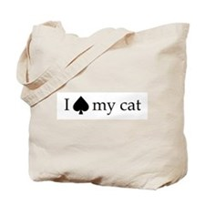 I spayed my cat Tote Bag