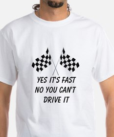 Race Car Driver Shirt