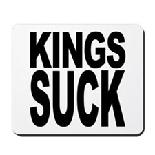 Kings Suck Mousepad