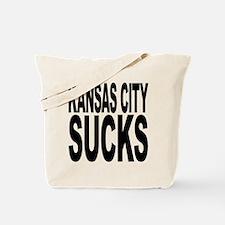 Kansas City Sucks Tote Bag