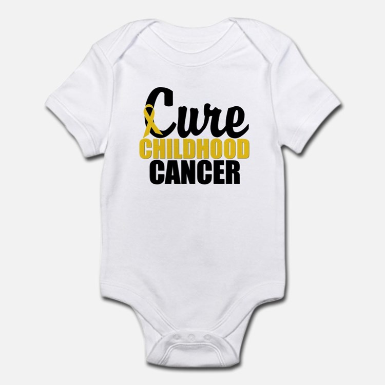 CureChildHoodCancer Infant Bodysuit