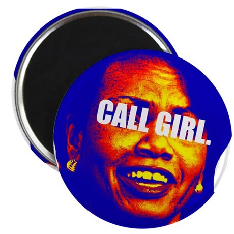 "CONDI CALL GIRL 2.25"" Magnet (10 pack)"