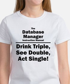 Database Manager Tee