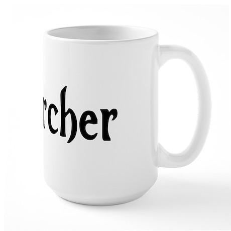 Elf Archer Large Mug