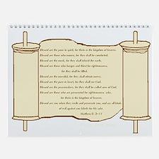 Scripture Wall Calendar