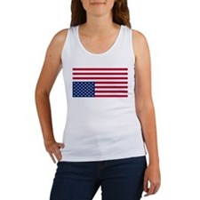 Inverted American Flag (Distress Signal) Women's T
