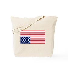 Inverted American Flag (Distress Signal) Tote Bag