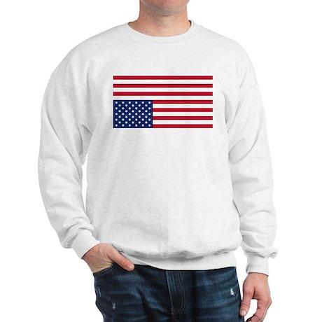 Inverted American Flag (Distress Signal) Sweatshir