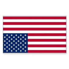 Inverted American Flag (Distress Signal) Decal