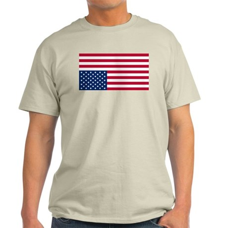 Inverted American Flag (Distress Signal) Light T-S
