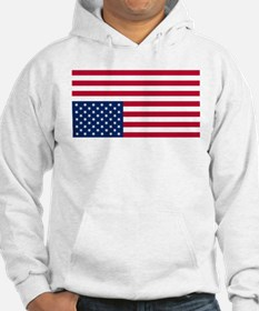 Inverted American Flag (Distress Signal) Hoodie