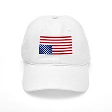 Inverted American Flag (Distress Signal) Baseball Baseball Cap